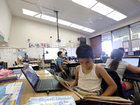 Calif. schools cope with heat from gusty winds