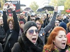Poles protest proposed abortion restrictions