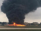 Small plane crashes after takeoff in Malta