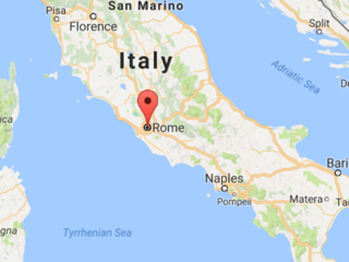Significant earthquake rocks central Italy