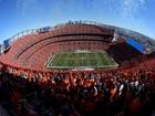 Fan falls, dies while leaving Broncos game