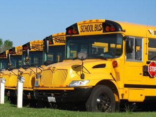Why seat belts aren't required on school buses
