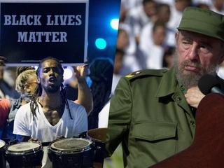 Black Lives Matter defends Fidel Castro
