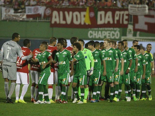Plane Crashes Carrying A Professional Brazilian Soccer Team, Kills 76