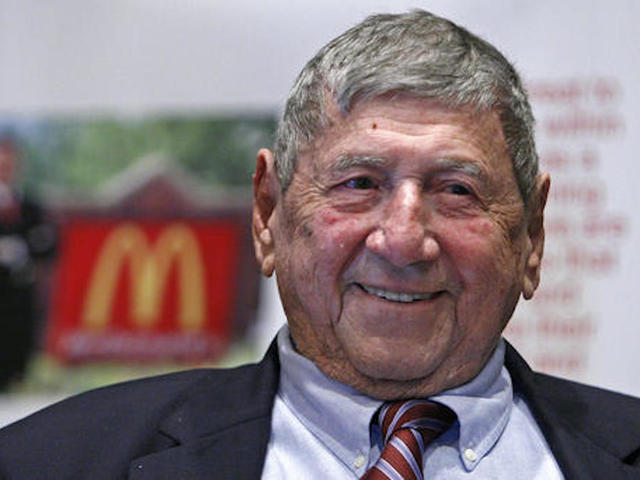 The Guy Who Invented The Big Mac Has Died At 98