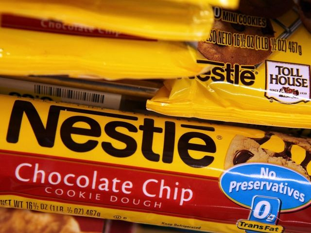 Nestle promises products with 40% less sugar are just as tasty