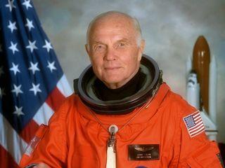 Former astronaut John Glenn dies at age 95