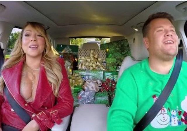 James Corden, Mariah Carey Carpool Karaoke gets star-studded treatment