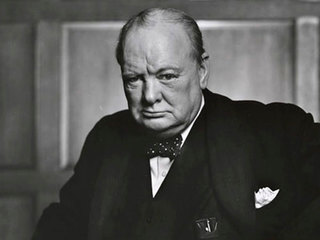 Opinion: What would Churchill do?