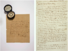Hamilton letters fetch high price at auction