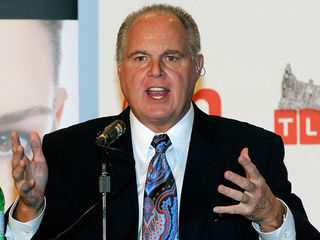 Limbaugh on media: They're enemies of Trump