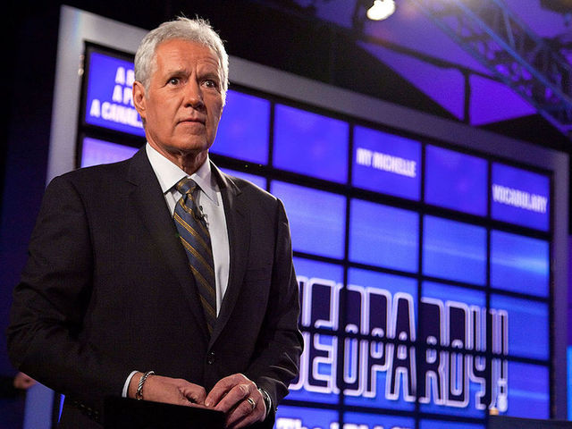 Alex Trebek Raps Kanye West, Drake Lyrics on 'Jeopardy!'