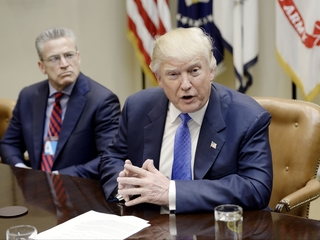 Trump tries to downplay Obamacare's impact