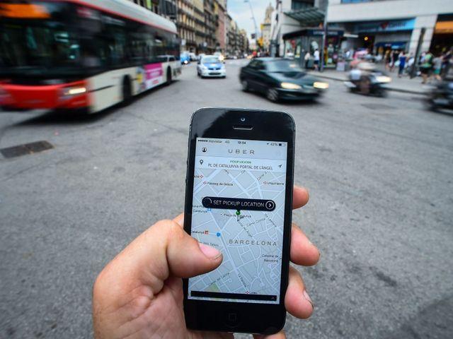 Uber warns riders of driver impersonators