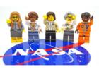 Lego's newest set: Women of NASA