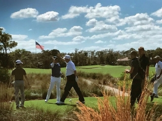 White House defends Trump's golf outings