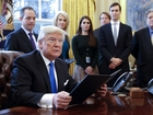 Trump administration issues Keystone XL permit