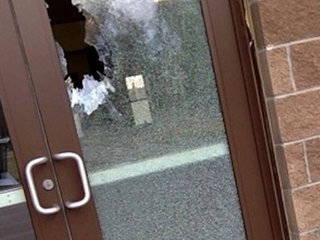 Man accused of throwing Bible into mosque window