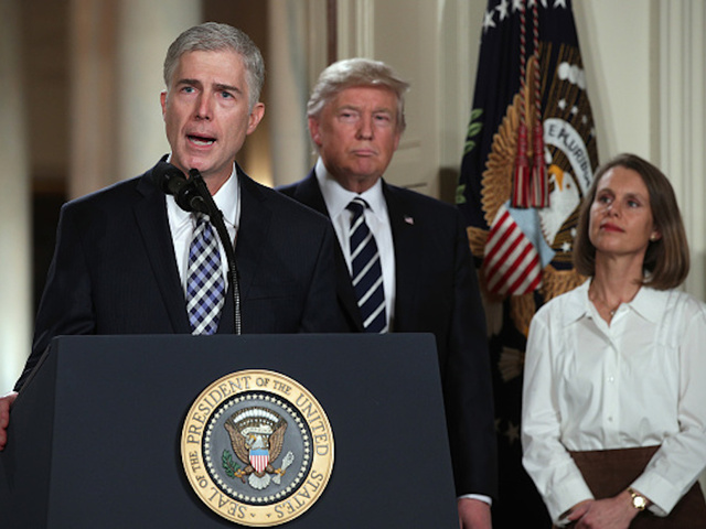 Senate confirms Gorsuch to Supreme Court, to be sworn in this week