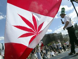 Canada introduces a bill to legalize marijuana