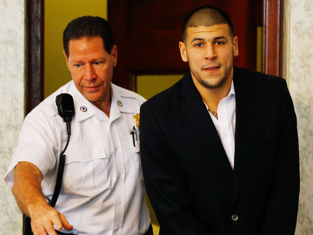 Ex-NFL star Aaron Hernandez hangs self in jail cell