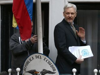 Julian Assange might be charged in the US