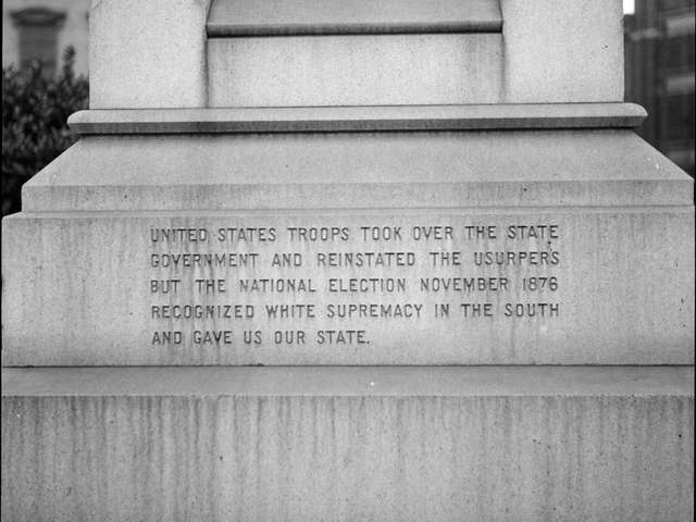 Confederate statue lawsuit against New Orleans