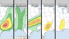 April's ending with severe storms