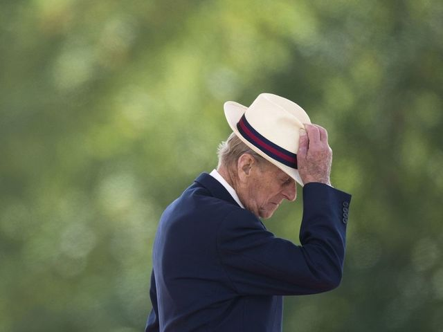 INTERNATIONAL: Prince Philip to step away from public duties