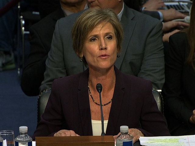 Yates: White House was warned about Flynn