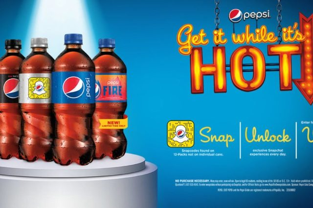 Pepsi is Turning Up The Heat With a New Flavor