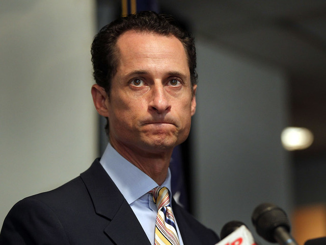 Former Congressman Anthony Weiner Faces Charges in Sexting Case