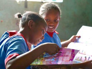 ZanaAfrica creates girls' magazine about periods