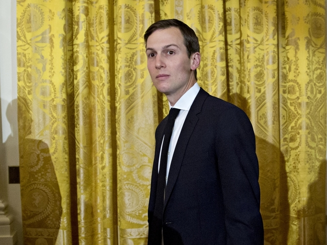 White House officials refuse to comment on Jared Kushner's Russia ties