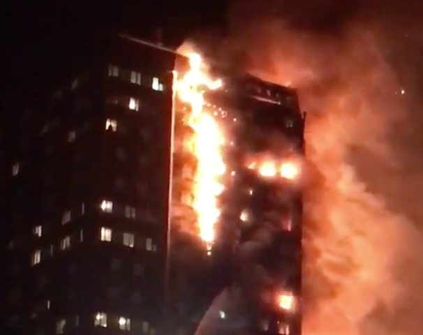 London residents raised concerns months before fire