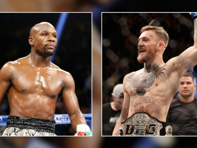 McGregor will fight Mayweather this August
