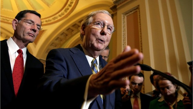 Nevada senator becomes fifth Republican to oppose healthcare bill