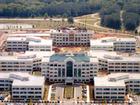 Military installation in Alabama on lockdown