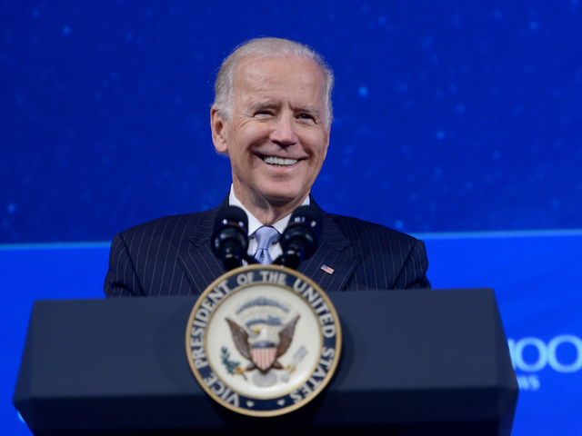 Joe Biden writing book about his son's death