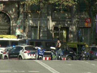 Spanish PM: Attack was from 'jihadi terrorism'
