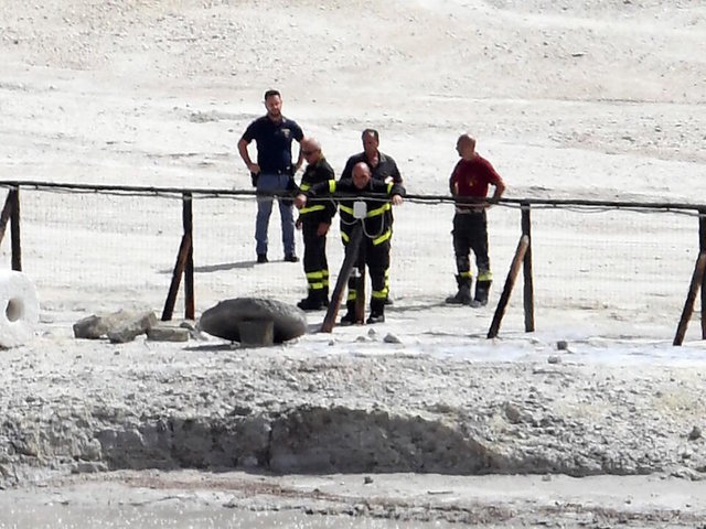 Solfatara Volcano Deaths: Boy, 11, And Parents Killed