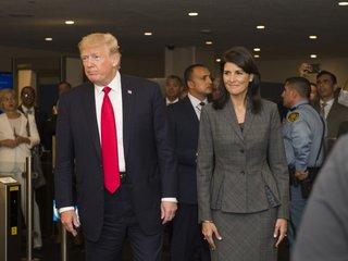 Trump calls for UN reform