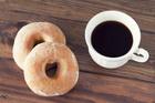 Krispy Kreme free coffee on National Coffee Day