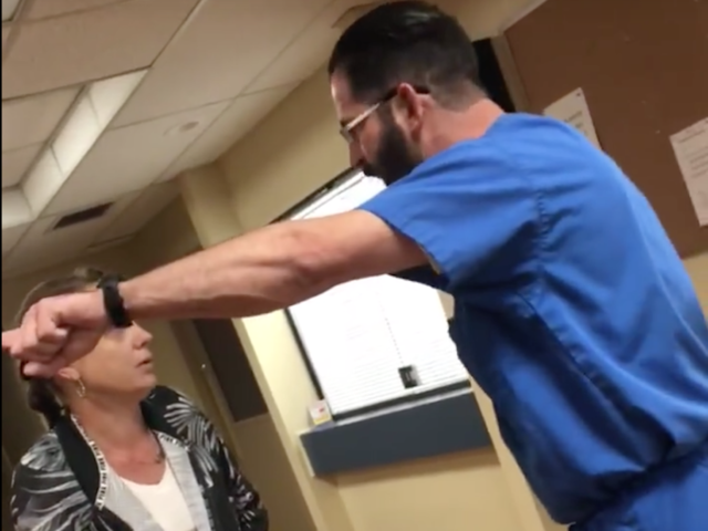 Video captures Florida doctor screaming at patient for complaining about wait