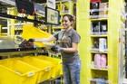 Amazon has 120,000 seasonal job openings