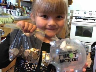 Girl breaks piggy bank to buy classmate's milk