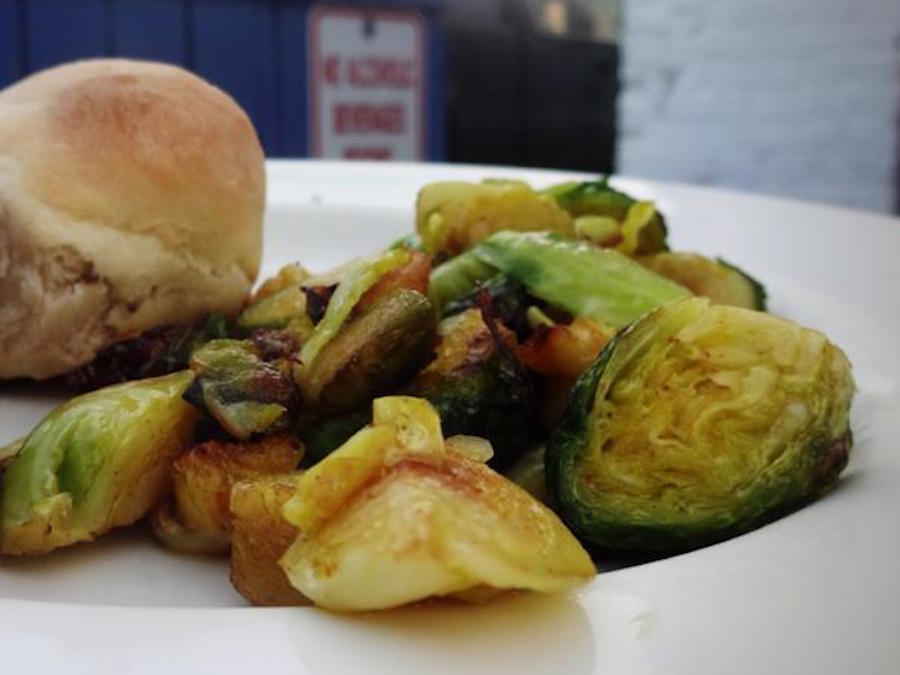 Recipes for a vegan Thanksgiving