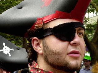 Avast! 'Tis International Talk Like a Pirate Day