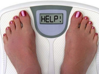 Why do many regain weight after dieting?