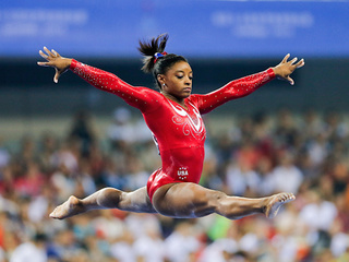 Biles claims Larry Nassar sexually abused her